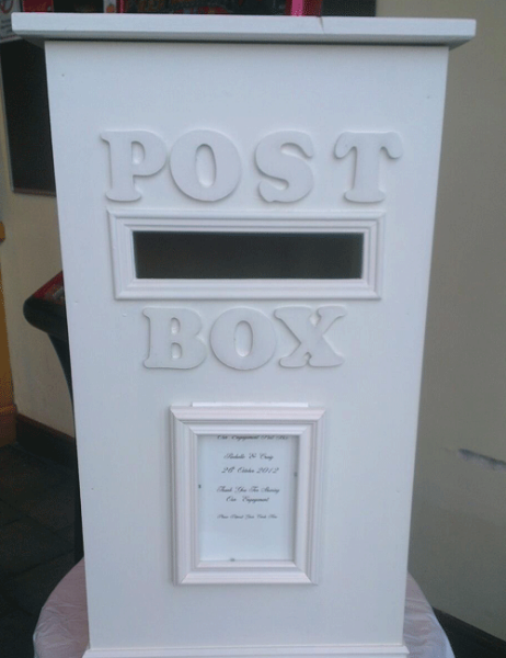 Wedding Post Boxes And Wishing Wells Designs By Mo